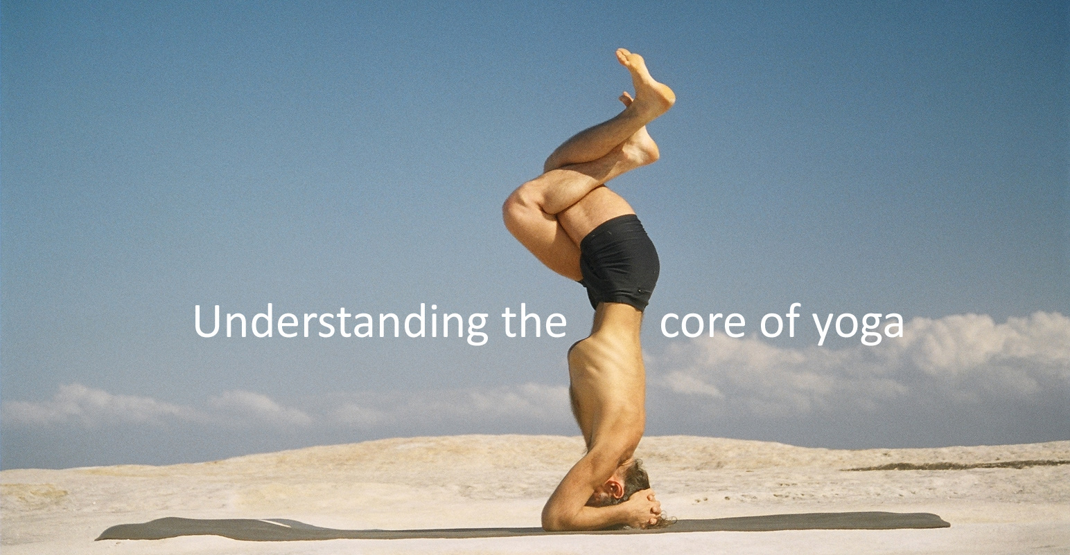Simon Borg-Oliver: Understanding the core of yoga